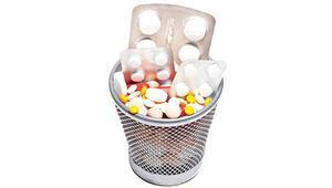 Yeni halk sağlığı tehdidi: Atık ilaç