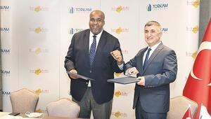 Türk firmadan Afrika'ya 100 bin konut