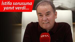 Son dakika haberler: Antalya Büyükşehir Belediye Başkanı Böcek: Ben ölüm döşeğindeyken, koltuk sevdasına düştüler