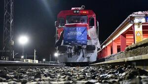 Son dakika... İhracat treni Çine ulaştı