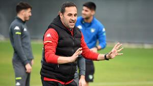 Yalçın Koşukavak, Denizlisporla ilk maçına çıkacak Lider...