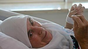 108 gün koronavirüs tedavisi gören Halise Ürenin ilk sözleri: Öldüm, geri döndüm
