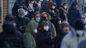 Almanya'da Kovid-19 kaynaklı ölüm sayısı 25 bini geçti