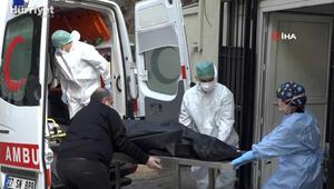 Korona virüsü yendi, patlamada öldü