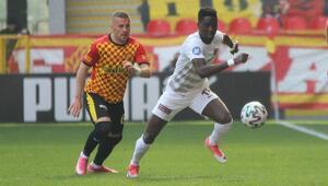 Göztepe 0-1 Hatayspor / Maçın özeti ve golü