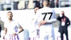 Ankara Keçiörengücü 2 - 1 Aydeniz Et Balıkesirspor maç sonucu