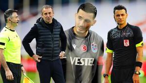Son Dakika Haberi | Trabzonspor-Rizespor maçına damga vuran tepki Karar sonrası ortalık yıkıldı