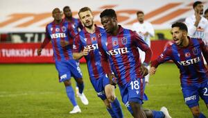 Trabzonspor 2-1 Rizespor / Maçın özeti ve goller