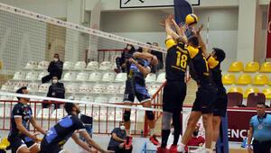 Sorgun Belediyespor: 0 - Arkas Spor: 3