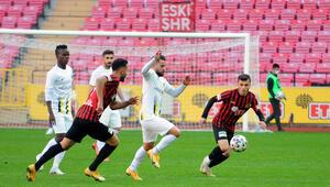 Eskişehirspor: 2 - Menemenspor: 2