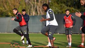 Yukatel Denizlispor, Aytemiz Alanyaspor maçının hazırlıklarını tamamladı