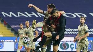 Gaziantep FK 3-1 Fenerbahçe (Maçın özeti ve golleri)