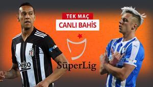 Son 9 lig maçında galibiyeti olmayan BB Erzurumspor, Beşiktaşa konuk oluyor İddaada öne çıkan...