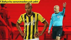 Son Dakika Haberi   Gaziantep FK-Fenerbahçe maçında Cüneyt Çakırın kararı sonrası tarihe geçti, taraftar çılgına döndü