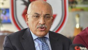 Gaziantep Futbol Kulübü Başkanı Mehmet Büyükekşi: Sumudica ile yeni sözleşme için zamanımız var