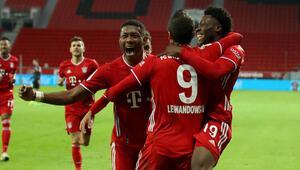 Bayer Leverkusen 1-2 Bayern Münih
