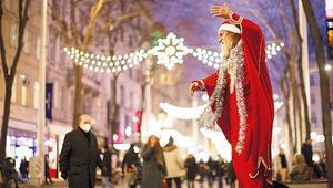 Noel ve yeni yıla karantinada girilecek Avrupa peş peşe kapanıyor