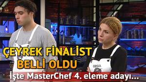 MasterChefte dün kim kazandı, eleme adayı hangi yarışmacı oldu İşte MasterChef son bölümde yaşananlar