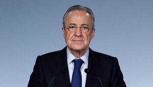 Real Madrid Başkanı Florentino Perez: Hiçbir şey eskisi gibi olmayacak. Futbolda devrim yapılmalı