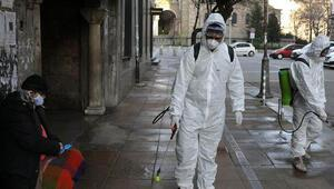 Komşu ülke Bulgaristan'da koronavirüs aşısı yapılmaya başlıyor