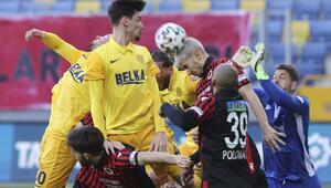Gençlerbirliği 1-1 Ankaragücü / Maçın özeti ve goller