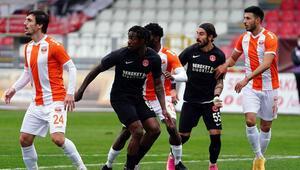 Ümraniyespor 1-0 Adanaspor