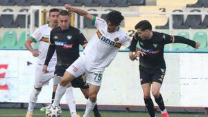 Denizlispor 1 - 0 Alanyaspor maç sonucu