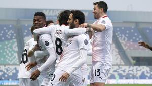 Sassuolo 1-2 Milan (Maç sonucu ve özeti)