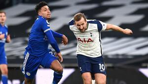 Tottenhamı mağlup eden Leicester City, Premier Ligde ikinciliğe yükseldi