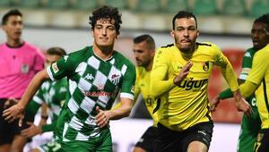 İstanbulspor: 3 - Bursaspor: 3