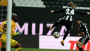 Son Dakika Haberi   Beşiktaşta Domagoj Vida, Ibrahimovic golüyle döndü