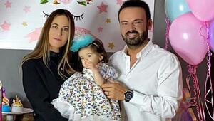 Sezin Erbilin kızı Elisa 1 yaşında