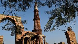 Hindistanda kutlu bir minare: Kutub Minar