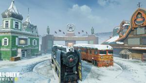 Call of Duty: Mobile kara kışa teslim oldu
