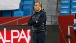 Trabzonspor'a Abdullah Avcı eli değdi 5 maçta kalesinde sadece 2 gol...