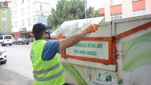 Tuzla'da 110 bin ton evsel atık toplandı