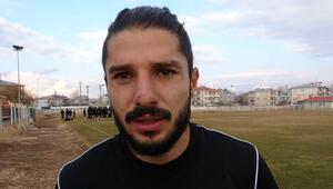 Van Spor FK'nın yükselen yıldızı Barış Gök