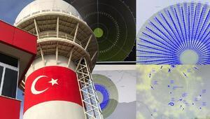 Milli Gözetim Radarının saha çalışmaları tamamlandı
