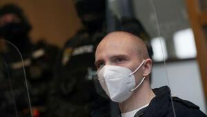 Almanyadaki ırkçı saldırgana ömür boyu hapis cezası verildi