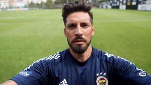 Son Dakika Haberi | Fenerbahçe'de Jose Sosa ile Tolga Ciğerci idmanda yer almadı