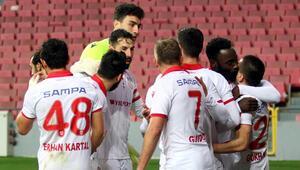 Yılport Samsunspor: 1 - Beypiliç Boluspor: 0