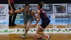 Hatay Büyükşehir Belediyespor: 68 - Büyükşehir Belediye Adana Basketbol: 58