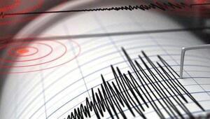 Kuşadasında deprem