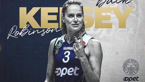 Son Dakika Haberi | Kelsey Robinson yeniden Fenerbahçe Opette