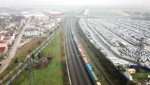 Çin'e 2. ihracat treni yola çıktı