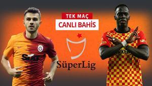 Göztepede beklenmedik eksikler Galatasarayın galibiyetine iddaada...