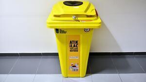 Atık ilaçlar çöpe gitmeyecek