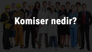 Komiser nedir, ne iş yapar ve nasıl olunur Komiser olma şartları, maaşları ve iş imkanları