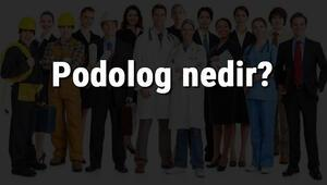 Podolog nedir, ne iş yapar ve nasıl olunur Podolog Olma şartları, maaşları ve iş imkanları