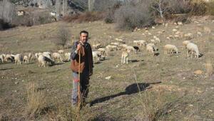 Koronavirüsten kaçtı, 9 aydır köyde yaşıyor